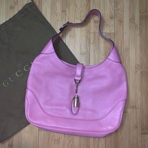 Gucci Jackie O Bouvier Hobo Leather handbag